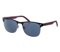 1401/S Sonnenbrille rotbraun
