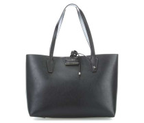 Bobbi Reversible Shopper schwarz