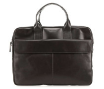 Basis Laptoptasche 17″ dunkelbraun