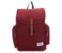 Authentic Austin Laptop-Rucksack 15″ rot