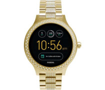 Q Venture Smartwatch gold