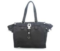 Nylon Show Off Handtasche schwarz