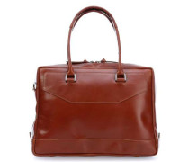 Imperial Handtasche 11″ cognac