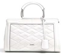 Promenade Handtasche weiß