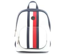 TH Core Rucksack blau/weiß
