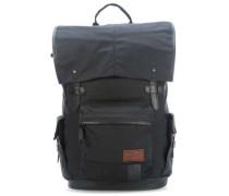 Bristol Rucksack 15″ schwarz