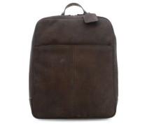 Hudson Laptop-Rucksack 14″ braun