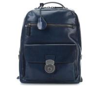 Capalbio Laptop-Rucksack 13″ dunkelblau