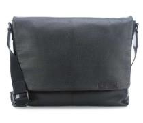 Garret Umhängetasche 12″ schwarz
