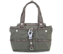 Nylon Evil Chique Handtasche olivgrün