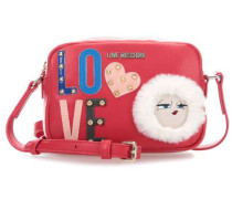 Charming Bag Schultertasche rot