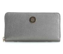 TH Core Geldbörse silber metallic
