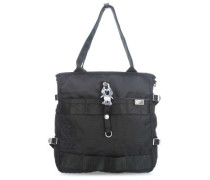 Nylon Magic Maki Handtasche schwarz