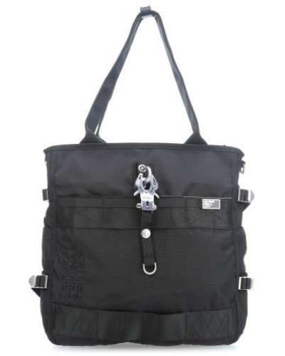 Nylon Magic Maki Handtasche schwarz