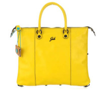 Black G3 Plus M Handtasche gelb