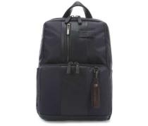 Brief Laptop-Rucksack 14″ dunkelblau