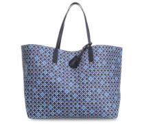 Abi Shopper blau