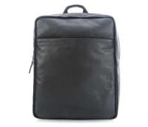 Steve 10 Laptop-Rucksack 16″ schwarz