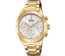 Mademoiselle Chronograph gold