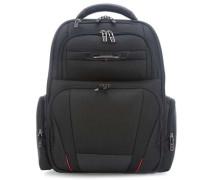 Pro-DLX 5 Laptop-Rucksack 15,6″ schwarz