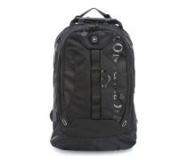 VX Sport Trooper Laptop-Rucksack 16″ schwarz