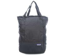 LW Travel Tote Pack Rucksack-Tasche schwarz