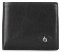 Gaucho RFID Geldbörse schwarz