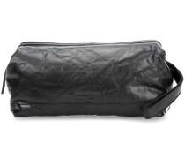 Bronco Kulturbeutel schwarz 30 cm
