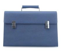 French Classic 3.0 Aktentasche blau
