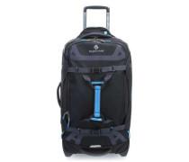 Gear Warrior 32 Rollenreisetasche schwarz 81 cm