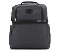 Slim Solutions Laptop-Rucksack 15″ metal