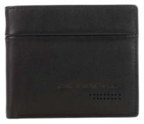 Urban RFID Geldbörse schwarz