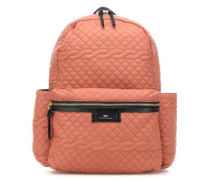 Q Cable Rucksack 15″ apricot