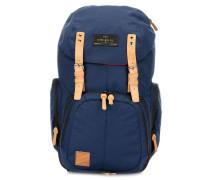 Weekender Rucksack 15″ blau