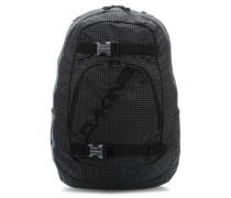 Explorer 26 Laptop-Rucksack 15″ schwarz/weiß