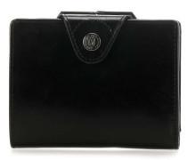 Madame Chic Solange RFID Geldbörse schwarz