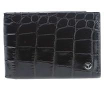 Crocco Nestor Geldbörse schwarz