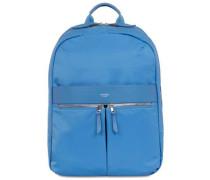 Mayfair Beauchamp Laptop-Rucksack 14″ blau