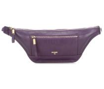 Casual Gürteltasche violett