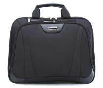 Business Deluxe 17'' Laptoptasche schwarz