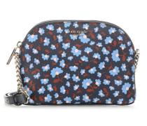 Spencer Party Floral Umhängetasche dunkelblau