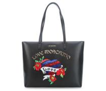 Embroidery Shopper schwarz
