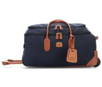 Life Rollenreisetasche blau cm