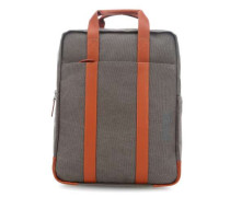 Punch Casual 716 Laptop-Rucksack 17″ grau