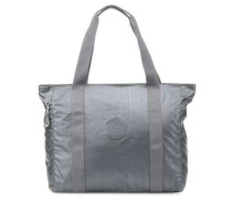 Basic Plus Asseni Shopper metal