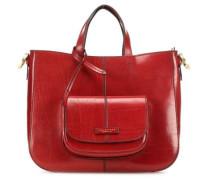Faentina Handtasche rot