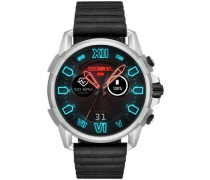 On Full Guard 2.5 Smartwatch silber/schwarz