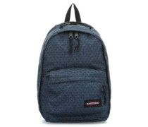 Authentic Back To Work Laptop-Rucksack 14″ blau