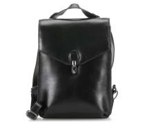 Madame Chic Lilou Rucksack-Tasche schwarz