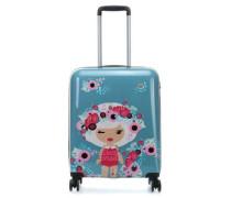 Lil'Ledy 4-Rollen Trolley blaugrau 54 cm